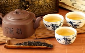 Il mondo del tè Cinese @ Agriturismo Juna