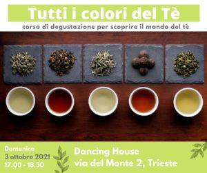 Tutti i colori del Tè @ Dancing House
